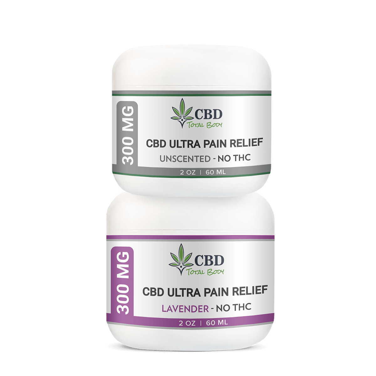 CBD Ultra Pain Relief Cream 2oz Jar Best CBD Cream for Arthritis